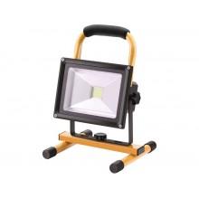 EXTOL LIGHT LED reflektor nabíjecí s podstavcem, 1400 lm 43125