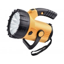 EXTOL LIGHT svítilna 500lm CREE XML s bočním světlem 300lm, nabíjecí, CREE XML 10W LED, COB 3W, 43129