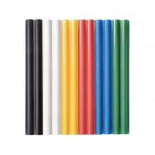 EXTOL CRAFT tyčinky tavné 7,2x100mm 12ks mix barev 9908