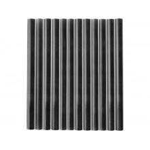 EXTOL CRAFT tyčinky tavné 7,2x100mm 12ks černé 9912