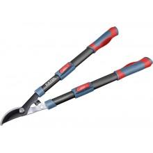EXTOL PREMIUM nůžky na větve teleskopické dvousečné 640-905mm HCS 8873106