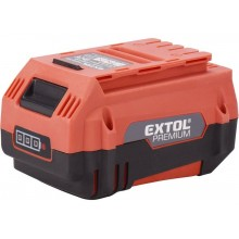 EXTOL PREMIUM baterie akumulátorová 25,2V Li-ion, 4000mAh 8895630B