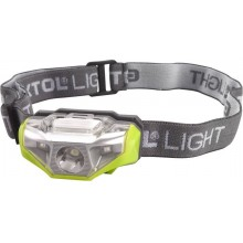 EXTOL LIGHT čelovka 40lm, 1W + 2 červené L 43103