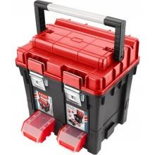 EXTOL PREMIUM HD kufr na nářadí 450 x 350 x 450mm 8856083