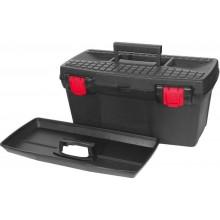 "EXTOL CRAFT kufr na nářadí 19,5"" ERGO, 480x260x225mm 78813"