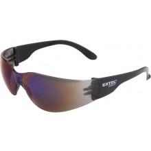 EXTOL CRAFT ochranné brýle, modré 97322