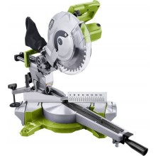 EXTOL pila pokosová s laserem, 210mm, 1450W 405412