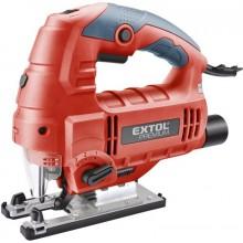 EXTOL PREMIUM Pila přímočará s laserem a světlem, 800 W 8893103