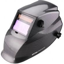 EXTOL PREMIUM WH800 kukla svářecí samostmívací, karbonová 8898027