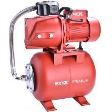 EXTOL PREMIUM čerpadlo proudové s tlakovou nádobou, 750W, 5270l/hod. 8895095