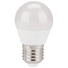 EXTOL LIGHT žárovka LED mini, 5W, 410lm, E27, teplá bílá 43006