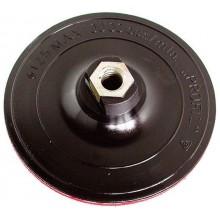 EXTOL CRAFT nosič brusných výseků - M14, suchý zip, 115mm 108501