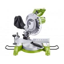 EXTOL CRAFT pila pokosová s laserem, 210mm, 1450W 405412