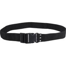 EXTOL PREMIUM opasek nylonový černý, š.5cm x d.122cm, plast. přezka, nylon 8858009