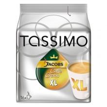 Kapsle Jacobs Krönung café crema XL Tassimo