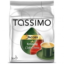 Kapsle Jacobs Krönung café crema Tassimo