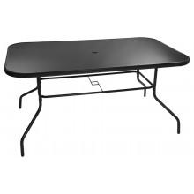 FIELDMANN FDZN 5030-AL Zahradní stůl s černou deskou 50001604