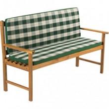FIELDMANN FDZN 9120 potah na lavici pruh zelený 50002532
