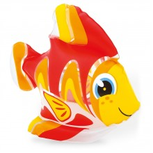 INTEX Nafukovací zvířátka Puff`n Play, ryba červená 58590NP