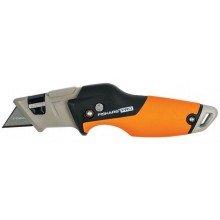 Fiskars CarbonMax Pracovní nůž zavírací 1027224