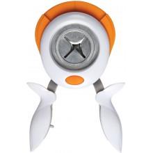 FISKARS Corner Squeeze Punch ozdobná rohová děrovačka 3v1 1004737