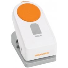 Fiskars Power Punches děrovačka silných materiálů XL 5 cm, štítek 1020497