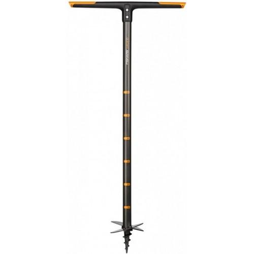 FISKARS QuikDrill S zahradní vrták, průměr 100 mm, délka 1100 mm (134710) 1000636