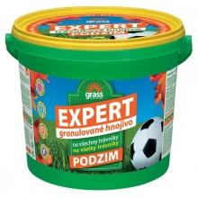 FORESTINA Trávníkové hnojivo Expert Podzim 5kg v kyblíku 1206026