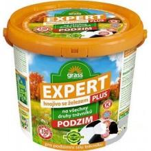 FORESTINA EXPERT PODZIM PLUS Trávníkové hnojivo 10 kg kbelík