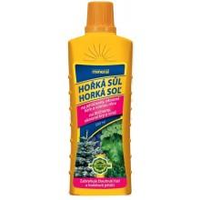MINERAL Hořká sůl tekutá proti žloutnutí listí a jehličí 1l