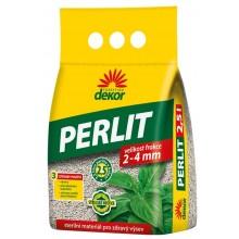FORESTINA Dekor Perlit sterilní materiál pro zdravý výsev 70l 1135003