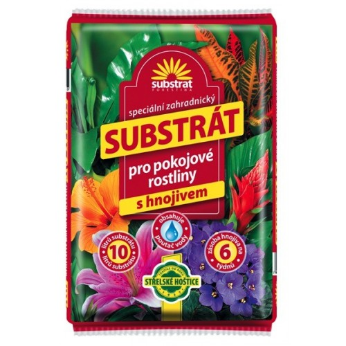 FORESTINA Substrát pro pokojové rostliny 20l 1121028