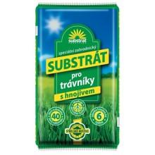 FORESTINA Substrát pro trávníky 40l 1126007