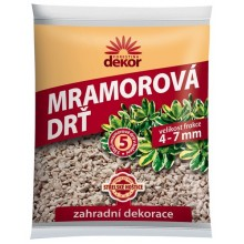 FORESTINA Dekor Mramorová drť 4-7mm, 5l