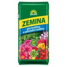 FORESTINA Garden Zemina pro květiny a zahradní rostliny 20l