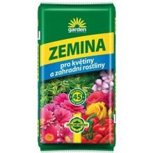 FORESTINA Garden Zemina pro květiny a zahradní rostliny 45l 1129011