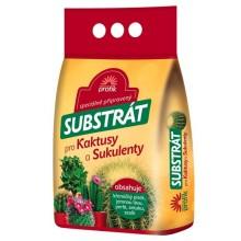 FORESTINA Profík Substrát pro kaktusy a sukulenty 5l, 1124002
