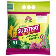 FORESTINA Profík Substrát supresivní pro pokojové rostliny 5l 1121001