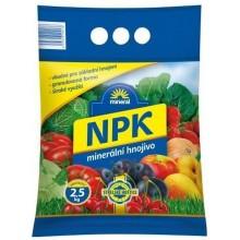 MINERAL NPK granulované hnojivo , 2,5kg