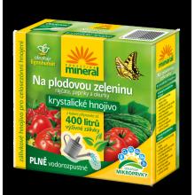 MINERAL Krystalické hnojivo s Lignohumátem na plodovou zeleninu 400g