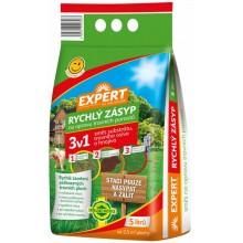 FORESTINA EXPERT Rychlý zásyp na opravu travních porostů 3v1 5 l