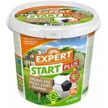 FORESTINA EXPERT START Plus Trávníkové hnojivo 10 kg kbelík