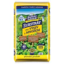 FORESTINA Hoštický Substrát pro výsev a množení 20l