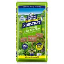 Hoštický substrát - Substrát pro palmy, juky, draceny 20l