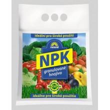 FORESTINA Mineral NPK granulované hnojivo 11-7-7, 2,5kg