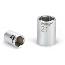 """FORTUM hlavice nástrčná, 1/2"""", 32mm, L 44mm, 61CrV5 4700432"""