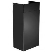 Franke Teleskopický komínek pro vnější odtah, černá 112.0285.288