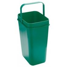 Franke koš 8l - řada 700, zelený 133.0007.668
