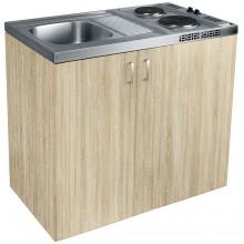 Franke kuchyňský komplet se skříňkou KKN411-1000