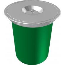 Franke KEA E12, odpadkový koš, horní montáž 134.0035.042